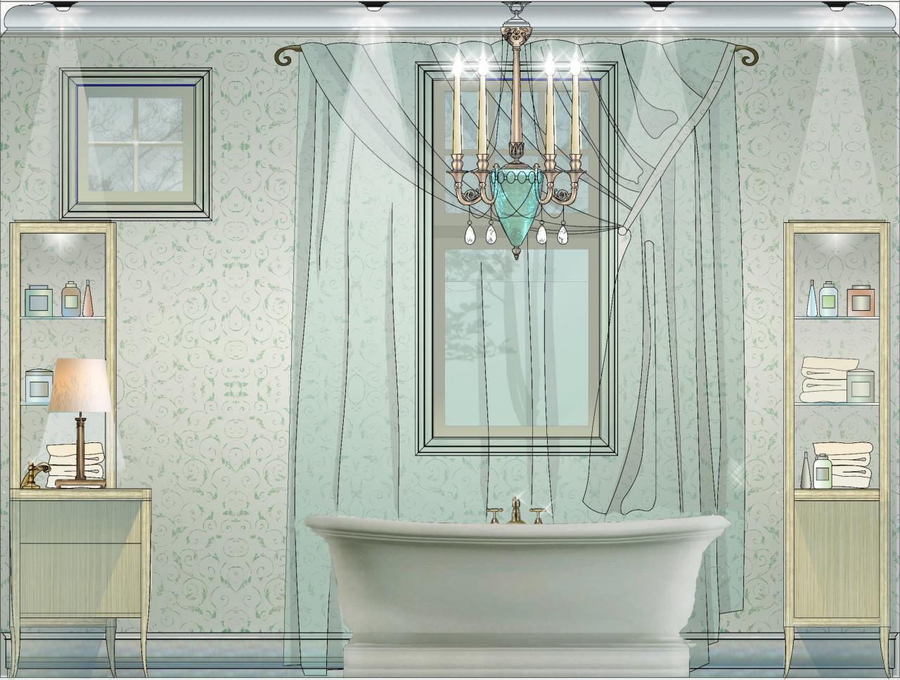 Русская в ванной 8 фотография