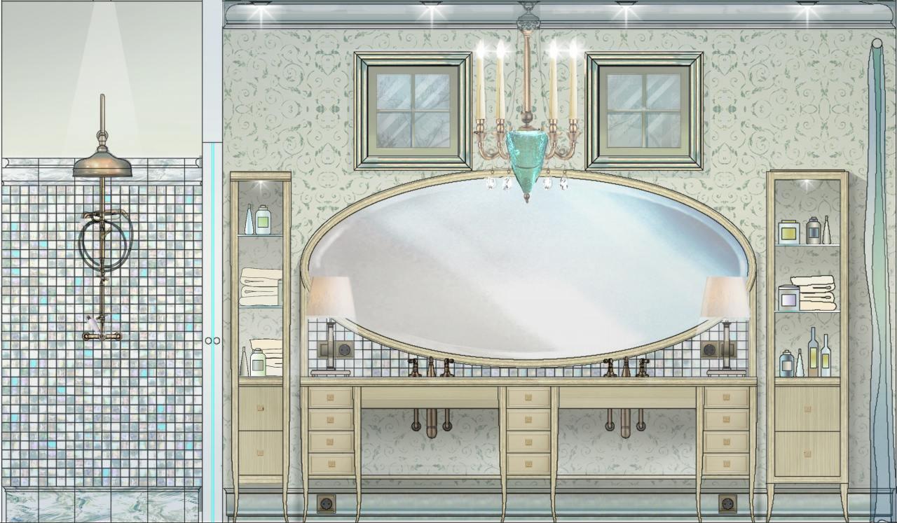 Русская в ванной 7 фотография